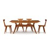 "<strong>Copeland Furniture</strong> Audrey 60 - 84""W Extension Dining Table"