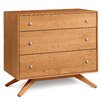 Copeland Furniture Astrid 3 Drawer Chest