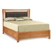 Copeland Furniture Monterey Upholstered Microsuede Storage Bed