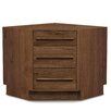 Copeland Furniture Moduluxe 3 Drawer Corner Chest