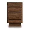 Copeland Furniture Moduluxe 3 Drawer Narrow Chest
