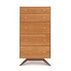 Copeland Furniture Astrid 5 Drawer Chest