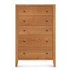 "<strong>Copeland Furniture</strong> Dominion 31""W 5 Drawer Chest"