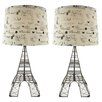 <strong>Aspire</strong> Eiffel Tower Table Lamp (Set of 2)
