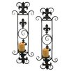 Aspire Penelope Metal Sconce (Set of 2)
