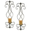 Aspire Estelle Metal Sconce (Set of 2)