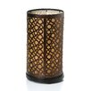 """Aspire Layna 15"""" H Table Lamp with Drum Shade (Set of 2)"""