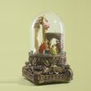 Roman, Inc. Musical Rotate Nativity Glitterdome