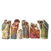 <strong>Roman, Inc.</strong> 6 Piece Nesting Nativity Set