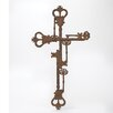 <strong>Roman, Inc.</strong> Key Design Wall Cross