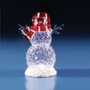<strong>Roman, Inc.</strong> LED Icy Snowman Figurine