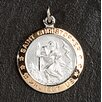 <strong>Roman, Inc.</strong> Saint Christopher Medal