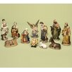 Roman, Inc. 11 Piece Nativity Set