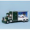 Roman, Inc. Musical Truck Sleeper Santa Figurine