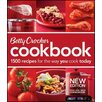 <strong>Wiley</strong> Betty Crocker Cookbook; 1500 Recipes for the Way You Cook Today