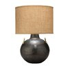 "Jamie Young Company 2 Handled Kettle 25"" H Table Lamp with Drum Shade"