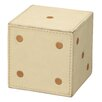 Jamie Young Company Decorative Leather Dice Ottoman (Set of 2)