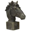 Jamie Young Company Mustang Horse Head Bust