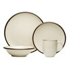 <strong>Red Vanilla</strong> Hampshire 16 Piece Dinnerware Set