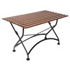 Furniture Designhouse French Bistro European Café Folding Coffee Table/Bench
