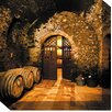 <strong>West of the Wind Outdoor Canvas Art</strong> Wine Cellar #3 Photographic Print on Canvas