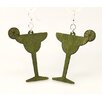 <strong>Margaritas Earrings</strong> by Green Tree Jewelry
