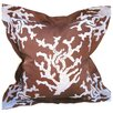 <strong>Coral Pillow</strong> by Lowcountry Linens