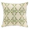 D.L. Rhein Filigree Embroidered Decorative Pillow