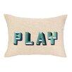 D.L. Rhein Play Embroidered Decorative Pillow