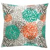 <strong>Elisabeth Michael</strong> Blooms Indoor / Outdoor Polyester Pillow