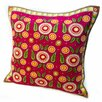 Susan Sargent Calico Accent Pillow