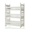 <strong>Laurent Doll</strong> Doll Triple Detachable Bunk Bed