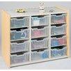 <strong>1000 Series Preschooler Big Bin Storage</strong> by TotMate
