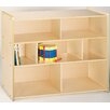 TotMate 2000 Series Jumbo Shelf Storage