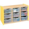 TotMate 2000 Series Toddler Big Bin Storage
