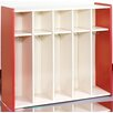 <strong>1000 Series 5 Cubbie Toddler Locker</strong> by TotMate