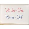 TotMate Vos System Write and Wipe Board