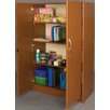 TotMate Vos System Jumbo Teacher Storage with Door