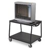 Balt Low Wide Body TV Cart