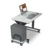 "Balt Brawny 36"" W x 30"" D Training Table"