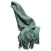 <strong>Campbell Woven Acrylic / Polyester Throw</strong> by Kennebunk Home