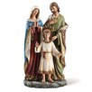 Joseph's Studio Holy Family with Child Figurine