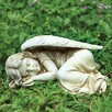 <strong>Joseph's Studio</strong> Sleeping Garden Angel Statue