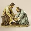 <strong>Joseph's Studio</strong> Jesus Washing Feet Figurine