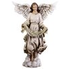 Joseph's Studio Painted Gloria Angel Nativity Figurine