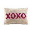 Alexandra Ferguson XOXO Lumbar Pillow