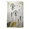 DENY Designs Iveta Abolina Little Dandelion Shower Curtain
