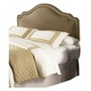 Fashion Bed Group Versailles Upholstered Headboard in Brown Sugar
