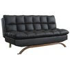 Milton Green Star Lugo Plush Futon and Mattress
