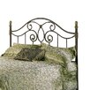 Fashion Bed Group Dynasty Metal Headboard